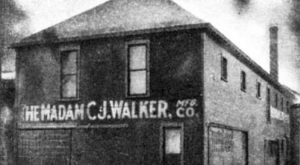 America's First Self-Made Female Millionaire, Madame C.J. Walker, Built Her Business In Indiana
