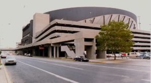 Few People Know That The Market Square Arena In Indiana Is The Last Place That Elvis Ever Performed
