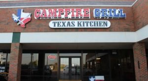 Head To The Northern Plains Of Texas To Visit Campfire Grill, A Charming, Old Fashioned Restaurant