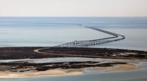 The Longest, Most Impressive Bridge In Virginia Can Be Found Near The Town Of Cape Charles