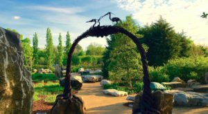 Have A Fairytale Experience At Delano Park, One Of Alabama's Oldest And Most Beautiful City Parks