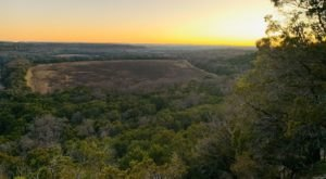 Cedar Brake Outer Loop Is An 8-Mile Hike In Texas That Leads You Where Dinosaurs Once Roamed