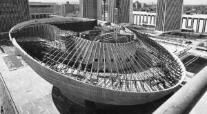 These 1960s Photos From The Construction Of The Empire State Plaza In New York Will Leave You Amazed