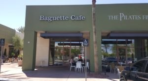 Authentic French Delicacies Await At The Locally-Owned Baguette Cafe In Nevada