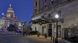 Rhode Island's Renaissance Providence Downtown Hotel Should Be Your Next Staycation