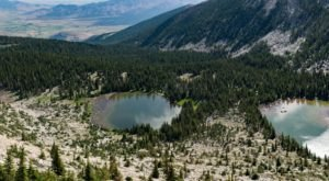 Only Accessible During Summer, The Hike To Independence Lakes In Idaho Is Worth Every Step