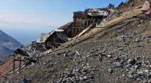 This Breathtaking Hike In Alaska Will Take You Straight To An Abandoned Mine
