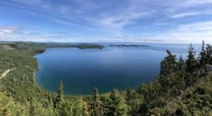 Hike To The Top Of Mount Josephine For An Awe-Inspiring View Of Northern Minnesota