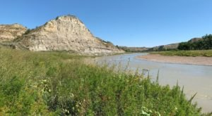 Experience The Wonders Of North Dakota's Wildlife And Scenery On The Lone Tree Spring Trail