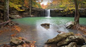 The 4-Hour Road Trip Around Ozark's Waterfalls Is A Glorious Adventure In Arkansas