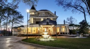 Enjoy Great History And Southern Hospitality With A Stay At Alabama's Hotel Finial