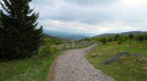 Enjoy Expansive Mountain Views From The Wilburn Ridge Trail In Virginia's Grayson Highlands State Park