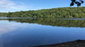 Take A Breezy Stroll Around The Pattaconk Reservoir, An Enchanting Destination In Connecticut