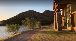 Nestled In The Wichita Mountains, One Of The Best Places To Unwind In Oklahoma Is Quartz Mountain Resort