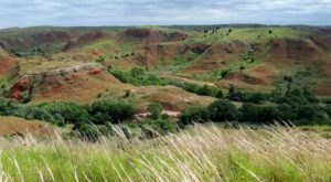Plan A Tranquil Day Trip To Oklahoma's Four Canyon Preserve For A Gorgeous Outing