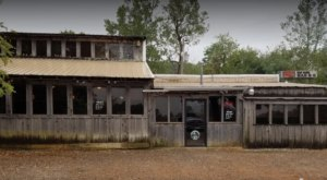 The Perfect Place To Pig Out Is At Wild Horse Mountain Bar-B-Que In Oklahoma