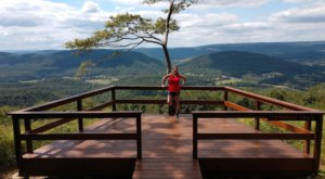 Maryland's Zumbrun Overlook Was Named One Of The Best Hiking Summits for Viewing Multiple States