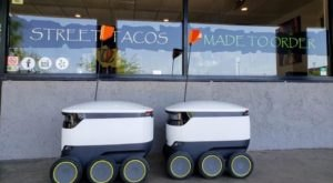Several Arizona Restaurants Are Using Robots To Deliver Food Straight To Your Door