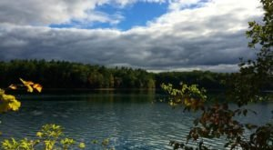 The Deepest Natural Pond In Massachusetts, Walden Pond, Is A Wonder Worth Seeing