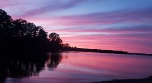 You May Never Want To Leave The Serenity Of Lake Greenwood In South Carolina