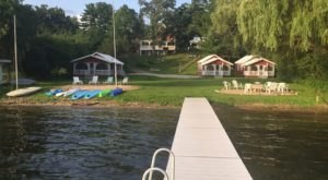 These Quaint Cottages On The Shores Of Green Lake In Wisconsin Will Make Your Summer Splendid