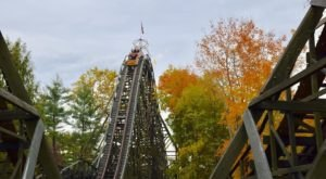 The Top Wooden Roller Coaster In The United States Is Right Here In Pennsylvania At Knoebels Amusement Resort