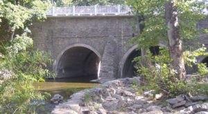 The Oldest Bridge In Pennsylvania, Frankford Avenue Bridge First Opened In 1697
