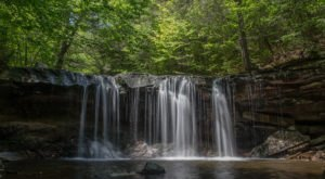 These 15 Photos Show There's No Place As Scenic As Ricketts Glen State Park In Pennsylvania