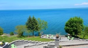 Experience Never-Ending Views Of Lake Ontario From The True North Lakeside Retreat In New York