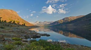 Escape To The Highest Drive-To Campground In The State, Saddlebag Lake Campground In Northern California