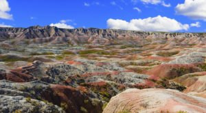 The Most-Photographed Badlands In The Country Are Right Here In The South Dakota Black Hills