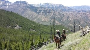 Plan A Wild West Vacation To Get Away From It All At Blackwater Creek Ranch In Wyoming