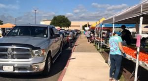Drive-Thru The Bossier City Farmers Market In Louisiana To Stock Up On Fresh Produce