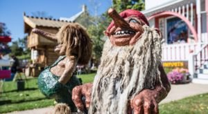 The Troll Capital of the World Is Hiding In Small Town Wisconsin And It's As Weirdly Wonderful As You'd Expect