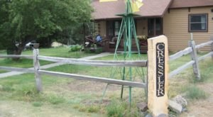 Be Surrounded By Natural Kansas Wildlife When You Stay Overnight At The Rustic Cressler Creek Log Cabin