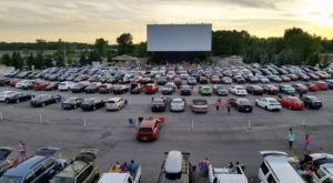 Transit Drive-In Theatre Near Buffalo Is Now Open For The Season