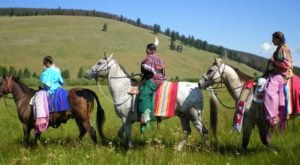 Explore Nez Perce Country In Idaho By Horseback With A Guided Experience From Nez Perce Tourism