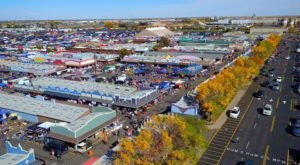 The Biggest And Best Flea Market In Colorado, Mile High Flea Market Is Now Re-Opening