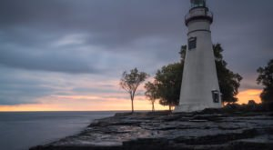 The Most-Photographed Lighthouse On The Great Lakes Is Right Here On The Ohio Coast