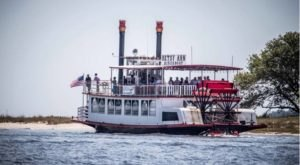 Make Your First Meal Out One To Remember By Booking A Hibachi Dinner Cruise On Mississippi's Betsy Ann Riverboat