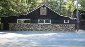 Dine On Delicious Comfort Food Among Wildlife At Majerle's Black River Grill In Wisconsin