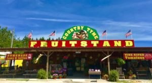 Stock Up On Farm Fresh Goods At Country Tyme Fruitstand In Mississippi