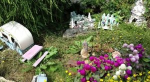 Spend The Day Exploring A Magical Fairy Garden At The Garden Door In Wisconsin