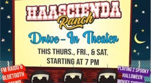 Enjoy An Old-Fashioned Movie Experience At Mississippi's New Drive-In At Haas Cienda Ranch