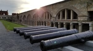There's No Other Historical Landmark In Rhode Island Quite Like Fort Adams
