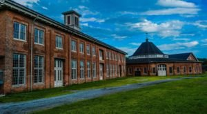Take An Unforgettable Step Back In Time At The Martinsburg Roundhouse In West Virginia