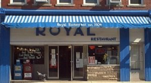 Not Much Has Changed At Royal Restaurant In West Virginia Since They Opened In 1904 And That's Why We Love It