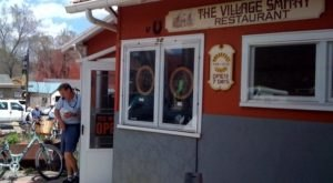 The Village Smithy Restaurant In Colorado Is Housed Inside An Old 1904 Blacksmith Shop