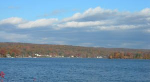 A Gorgeous Body Of Water In Connecticut, Lake Pocotopaug Is Full Of Rich History
