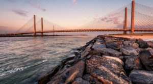 Delaware's Indian River Inlet Might Just Be The Best Place To Catch A Picture-Perfect Sunset